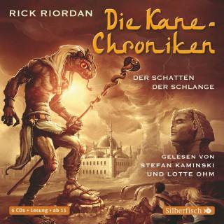 Rick Riordan: Die Kane-Chroniken, Der Schatten der Schlange