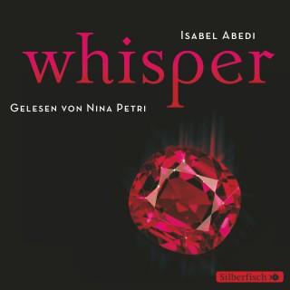 Isabel Abedi: Whisper