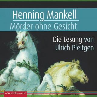 Henning Mankell: Mörder ohne Gesicht