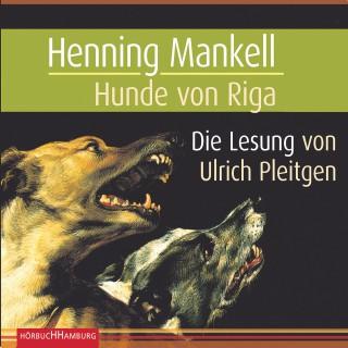Henning Mankell: Hunde von Riga