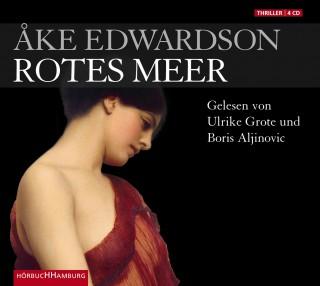 Åke Edwardson: Rotes Meer