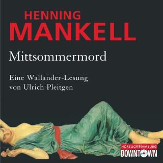 Henning Mankell: Mittsommermord