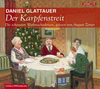 Daniel Glattauer: Der Karpfenstreit