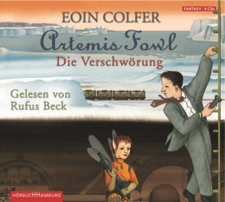 Eoin Colfer: Artemis Fowl - Die Verschwörung