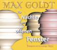 Max Goldt: Für Nächte am offenen Fenster, Teil 1