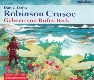 Daniel Defoe: Robinson Crusoe