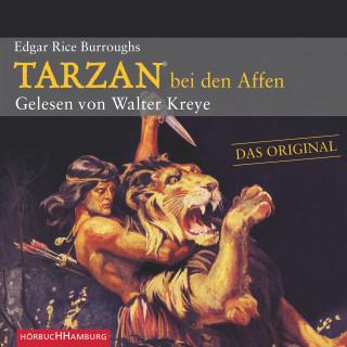 Edgar Rice Burroughs: Tarzan bei den Affen