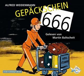 Alfred Weidenmann: Gepäckschein 666