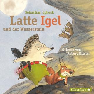 Sebastian Lybeck: Latte Igel und der Wasserstein