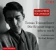Tomas Tranströmer: Die Erinnerungen sehen mich
