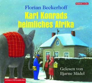 Florian Beckerhoff: Karl Konrads heimliches Afrika