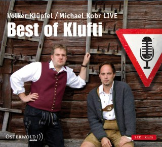Volker Klüpfel, Michael Kobr: Best of Klufti