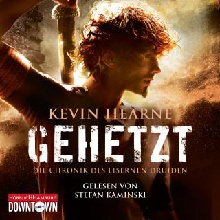 Kevin Hearne: Gehetzt
