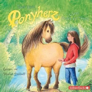 Usch Luhn: Anni findet ein Pony