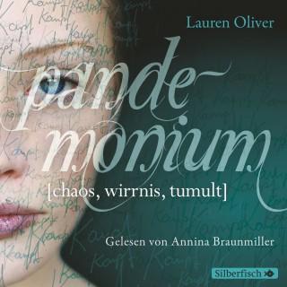 Lauren Oliver: Pandemonium