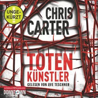 Chris Carter: Totenkünstler