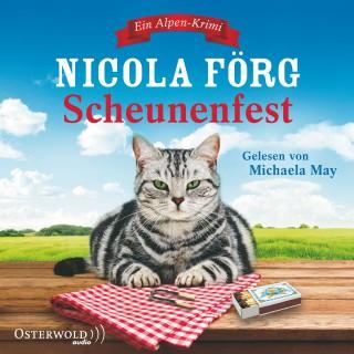 Nicola Förg: Scheunenfest