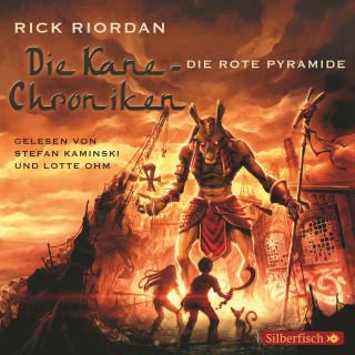 Rick Riordan: Die Kane-Chroniken, Die rote Pyramide