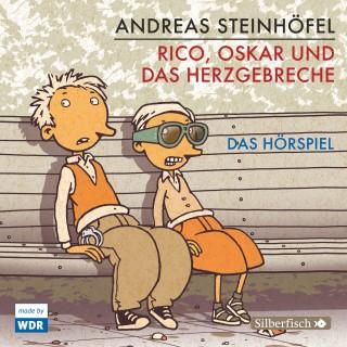 Andreas Steinhöfel: Rico und Oskar 2: Rico, Oskar und das Herzgebreche - Das Hörspiel
