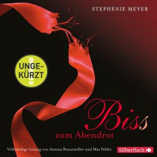 Stephenie Meyer: Biss zum Abendrot - Die ungekürzte Lesung
