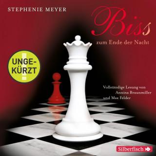 Stephenie Meyer: Biss zum Ende der Nacht - Die ungekürzte Lesung