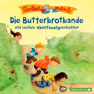 Margit Auer: Die Butterbrotbande und weitere Abenteuergeschichten