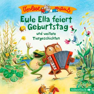 Sven Leberer: Eule Ella feiert Geburtstag und weitere Tiergeschichten