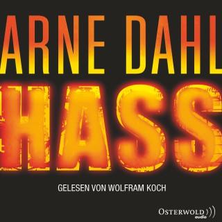 Arne Dahl, Kerstin Schöps: Hass