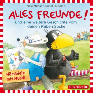 Nele Moost, Annet Rudolph: Alles Freunde!, Alles wieder gut!