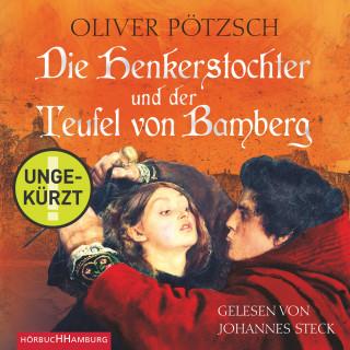 Oliver Pötzsch: Die Henkerstochter und der Teufel von Bamberg