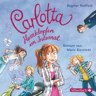 Dagmar Hoßfeld: Carlotta, Herzklopfen im Internat
