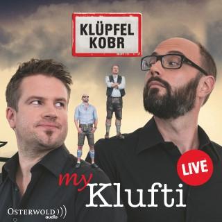 Volker Klüpfel, Michael Kobr: My Klufti (Live)