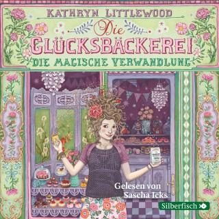 Kathryn Littlewood: Die Glücksbäckerei, Die magische Verwandlung
