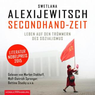 Swetlana Alexijewitsch: Secondhand-Zeit