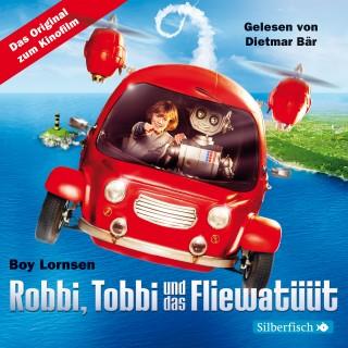 Boy Lornsen: Robbi, Tobbi und das Fliewatüüt - Das Original-Hörbuch zum Film