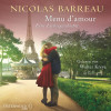 Nicolas Barreau: Menu d'amour