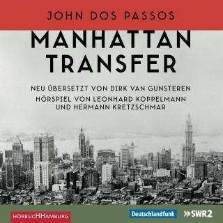 John Dos Passos: Manhattan Transfer
