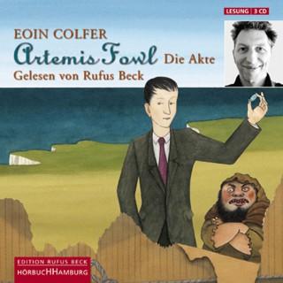 Eoin Colfer: Artemis Fowl - Die Akte