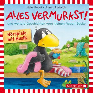 Nele Moost, Annet Rudolph: Alles vermurkst!, Alles geheim!, Alles saust um die Wette!