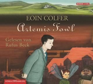 Eoin Colfer: Artemis Fowl, Teil 1