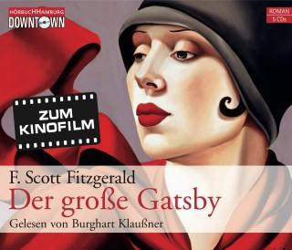F. Scott Fitzgerald: Der große Gatsby (Filmausgabe)