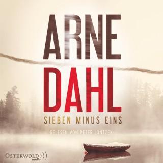 Arne Dahl: Sieben minus eins (Berger & Blom 1)