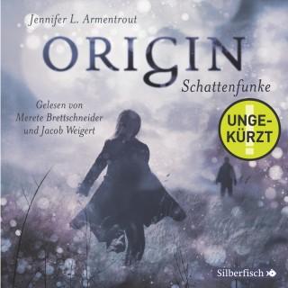 Jennifer L. Armentrout: Origin. Schattenfunke
