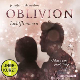 Jennifer L. Armentrout: Oblivion 2. Lichtflimmern