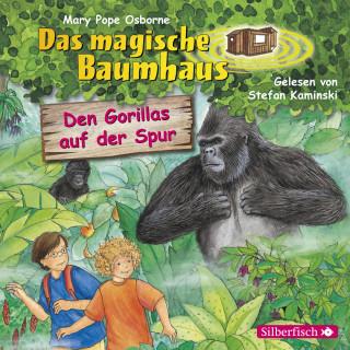 Mary Pope Osborne: Den Gorillas auf der Spur