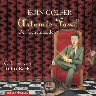 Eoin Colfer: Artemis Fowl - Der Geheimcode