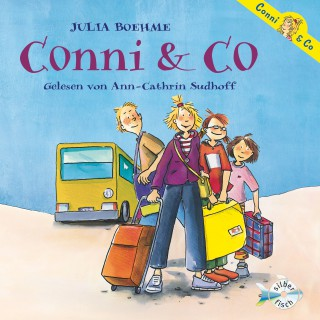 Julia Boehme: Conni & Co