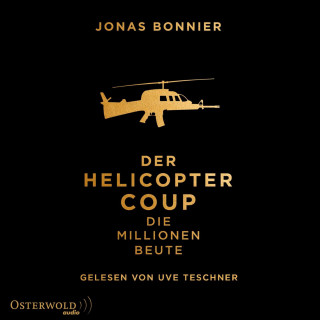 Jonas Bonnier: Der Helicopter Coup