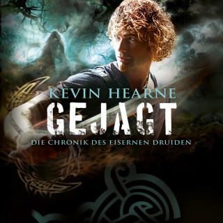 Kevin Hearne: Gejagt