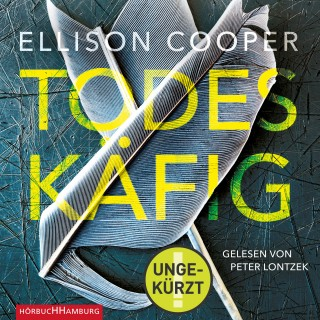 Ellison Cooper: Todeskäfig